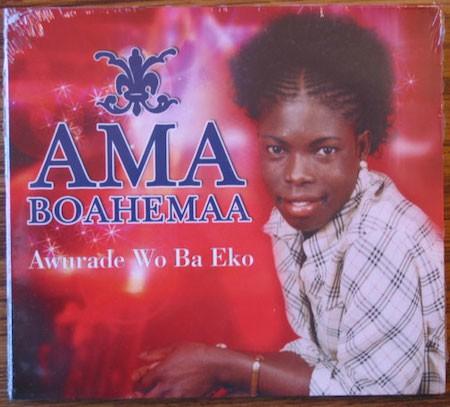 Ama Boahemaa - Eyime Mma