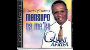 Osuani Afrifa – Mensuro Na Me Ka