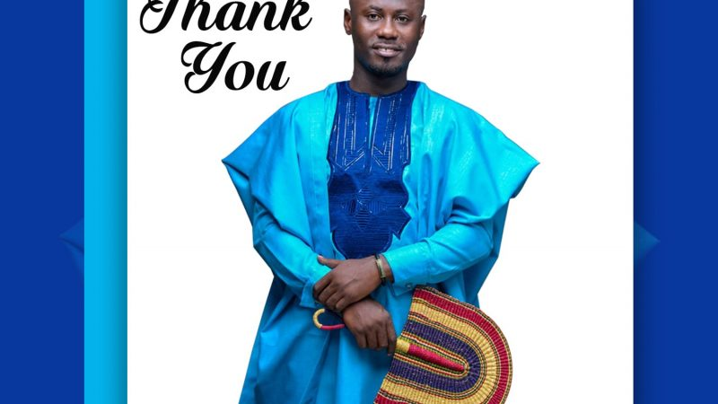 Asare McQor– Thank You (Prod. By Davine Studios)
