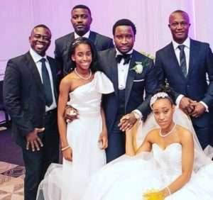 SONNIE BADU AND WIFE CELEBRATE THEIR 6th WEDDING ANNIVERSARY