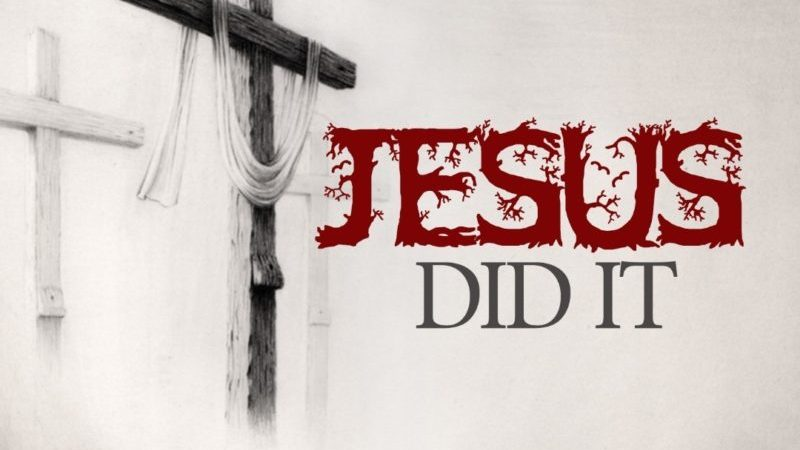 Emmanuel Awipi – Jesus Did It Feat. Rume [Audio+Video]
