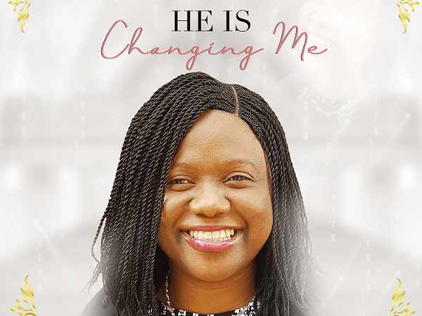 Blessing Airhihen – He Is Changing Me