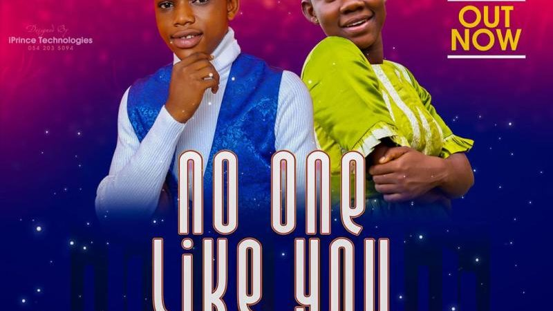 JOSEPH JNR AFRIFA FT ODEHYIEBA PRISCILLA – NO ONE LIKE YOU