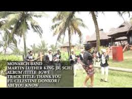Monarch Band ft Celestine Donkor – Thank You