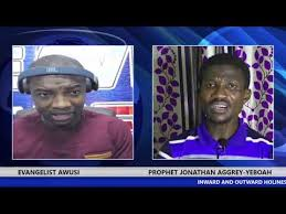 Prophet Jonathan Aggrey Yeboah – Most Popular Pastors In GH And Africa Has Received The Mark Of The Anti-Christ